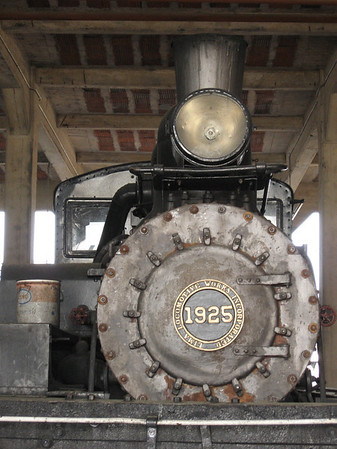 Graham County Railroad #1925. Built by the Lima Locomotive Works in February 1925.