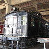 Piedmont and Northern Boxcab #5103--- Built by the General Electric in 1913 as an electric locomotive. Power was supplied either through a 600-volt D.C. trolley pole or a 1500-volt D.C. overhead catenary shoe
