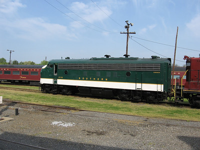 Southern Ry FP7 #6133.