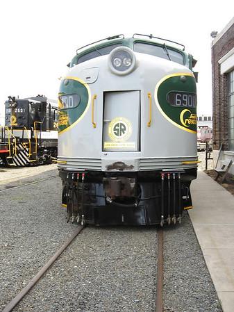 Southern Ry E8 #6900.