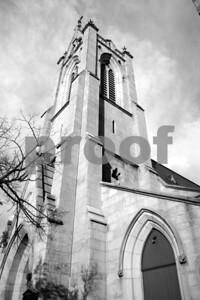 Church on Wyoming Avenue,  Scranton, PA.