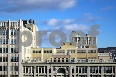 2010 Downtown Scranton Skyline