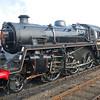 76084 running as 76034 - Weybourne, North Norfolk Railway - 8 March 2014