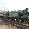 No. 1744 & 8572 - Weybourne, North Norfolk Railway - 8 March 2014