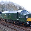 D6732 - Weybourne, North Norfolk Railway - 8 March 2014
