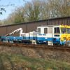 DR 98801 David Pinkerton Railway Engineer - Holt, North Norfolk Railway - 8 March 2014