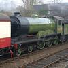 8572 (61572) - Weybourne, North Norfolk Railway - 8 March 2014