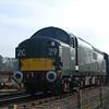 D6732 - Holt, North Norfolk Railway - 8 March 2014