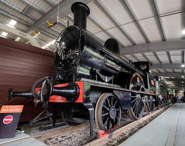 LNWR 2-4-0 No. 790 'Hardwicke'