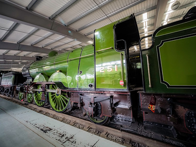 GNR 4-4-2 No. 251 (large boiler Ivatt Atlantic)