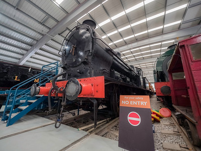 LNWR 0-8-0 G2 class No. 485 (Super D)