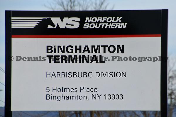 NS - D&H South Line