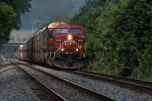 NS - Southern Tier Line