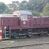 D9523 - Nene Valley Railway - 28 September 2014