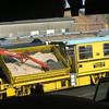 Plasser DR 98500 - Nene Valley Railway - 28 September 2014