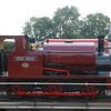 HC 1539 Derek Crouch - Nene Valley Railway - 28 September 2014