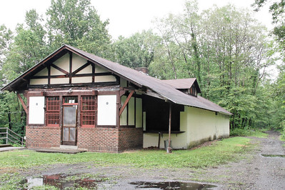 O&W Mamakating Depot. Now a VFW hall.