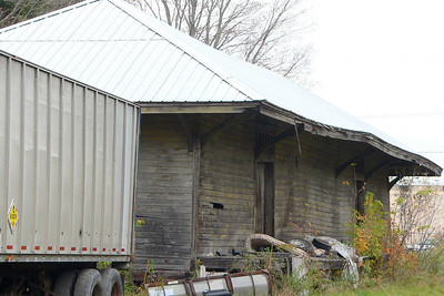 O&W Livingston Manor freight station.