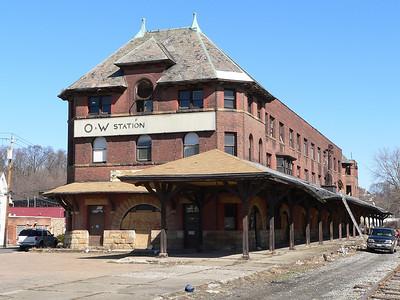 O&W Middletown NY Depot.