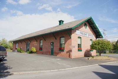 D&H station Waterford NY.