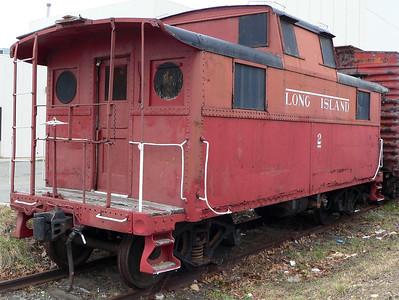 NY Railroad History