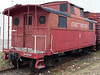 LIRR caboose #2 owned by Friends of Locomotive #35.