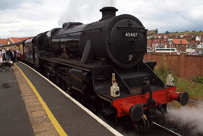45407 at Whitby.