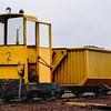 MR 40S307 Motor Rail 4wDM - Randalstown Tip Head, Co.Antrim 22.05.95  Adrian Nicholls