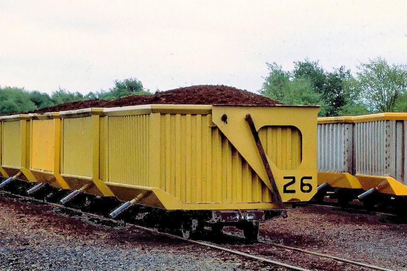 26 Granby Wagon - Randalstown Bog. Co.Antrim. 22.05.95 Adrian Nicholls