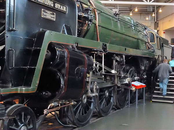 National Railroad Museum York England!