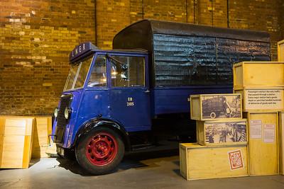 1938 Commer N1 LNER parcel van
