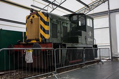 Class 02 0-4-0 diesel-hydraulic shunter no. D2860