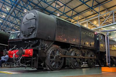 SR Class Q1 0–6–0 No C1