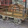 1049 4w 3 Bar Steel Slate Truck - National Slate Museum 14.07.14