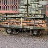 946 4w 2 Bar Steel Slate Truck - National Slate Museum 14.07.14