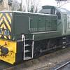 D9520 - Nene Valley Railway - 8 April 2018