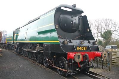 Nene Valley Railway 2018