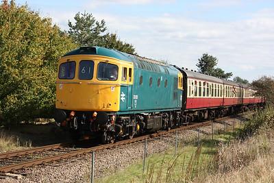 33035 Wansford 1250 Peterborough - Wansford 27/9/14