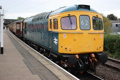 33035 Peterborough 1050 Peterborough - Wansford 27/9/14