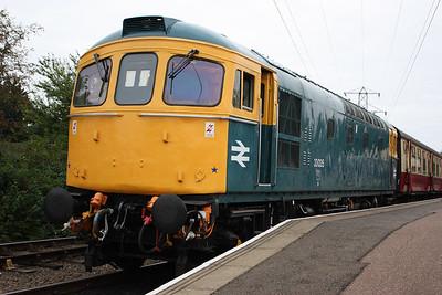 33035 Peterborough 0940 Wansford - Peterborough 27/9/14