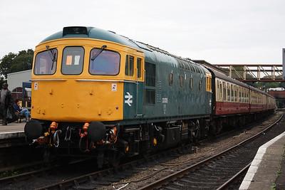 33035 Wansford 0940 Wansford - Peterborough 27/9/14