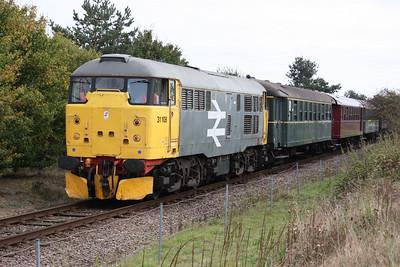 31108 Wansford 1130 Peterborough - Wansford 27/9/14
