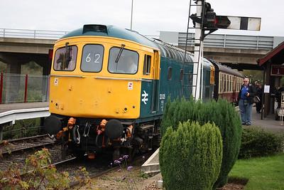33035 Orton Mere 1050 Peterborough - Wansford 27/9/14