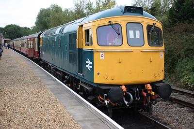 33035 Yarwell 0940 Wansford - Peterborough 27/9/14