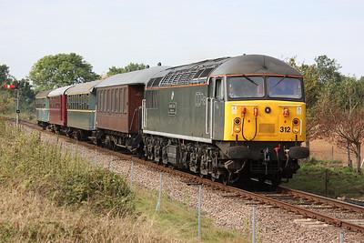 56312 Wansford 1220 Wansford - Peterborough 27/9/14