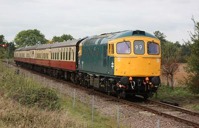 33035 Wansford 1140 Wansford - Peterborough 27/9/14
