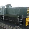 D9520 / 45 - Nene Valley Railway - 12 April 2015
