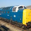 55022 as 55018 Ballymoss - Nene Valley Railway - 9 April 2017
