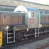 9520 / 45 - Nene Valley Railway - 9 April 2017