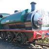 HE 1589 - Nene Valley Railway - 9 April 2017
